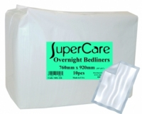 SuperCare Disposable Under Pads (Bed liners)