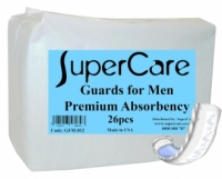 SuperCare Men Guards / Male Pads pack of 26