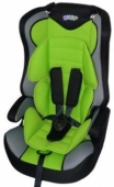 CB513 - SKEP Carseat/Booster 9-36kgs: Bright Green