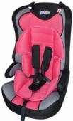 CB513 - SKEP Carseat/Booster 9-36kgs: Rose Pink